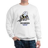 "SEABEES ""Can Do"" Sweater"