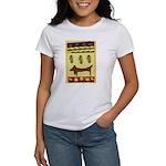 Weiner Dog Women's T-Shirt