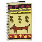 Weiner Dog Journal