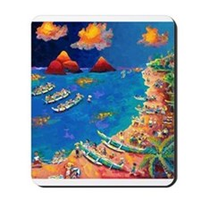 Lanikai Evening Mousepad