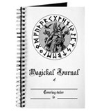 Odin Rune Shield Journal