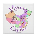 Yiyang China Tile Coaster