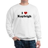 I Love Kayleigh Sweater