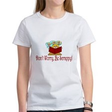 Don't worry by scrappy Tee