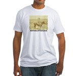 Prairie Sentinel Fitted T-Shirt