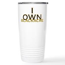 Blackacre Stainless Steel Travel Mug
