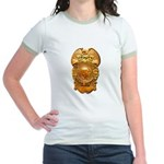 Federal Indian Police Jr. Ringer T-Shirt