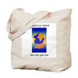 Protect Earth Tote Bag