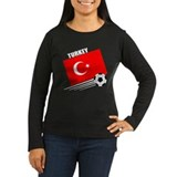 Turkey Soccer Team T-Shirt
