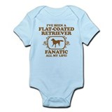 Flat-Coated Retriever Onesie