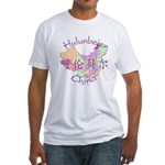 Hulunbeier China Fitted T-Shirt