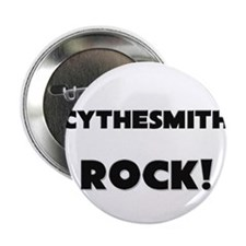 "Scythesmiths ROCK 2.25"" Button (10 pack)"