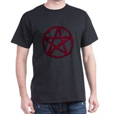 Pentagram Bloody T-Shirt