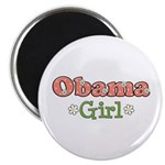 Obama Girl Obama Magnet