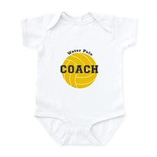 Water Polo Coach Infant Bodysuit