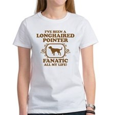 German Longhaired Pointer Tee