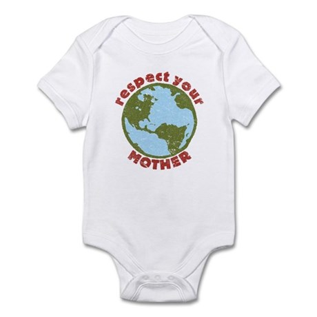 Respect Your Mother Infant Bodysuit