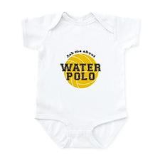 Recruit Water Polo Infant Bodysuit