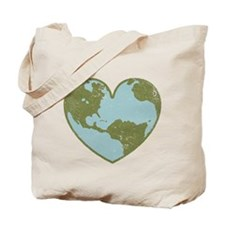 Earth Love Tote Bag