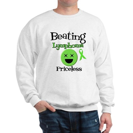 Beating Lymphoma Sweatshirt