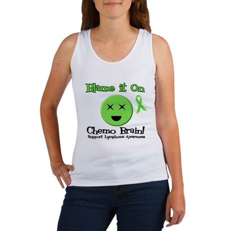 Blame Chemo Brain Women's Tank Top