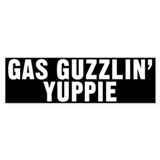 Yuppie Bumper Sticker (50 pk)