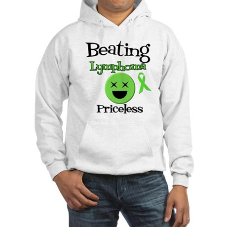 Beating Lymphoma Hooded Sweatshirt