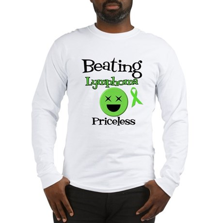Beating Lymphoma Long Sleeve T-Shirt