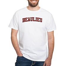 BEAULIEU Design Shirt