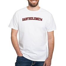 BARTHOLOMEW Design Shirt