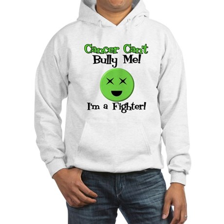 Cancer Can't Bully Me Hooded Sweatshirt