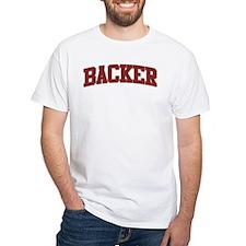 BACKER Design Shirt