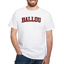 BALLOU Design Shirt