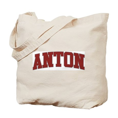 ANTON Design Tote Bag
