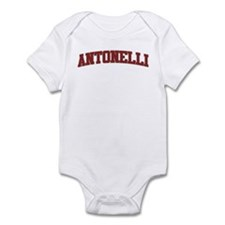 ANTONELLI Design Infant Bodysuit