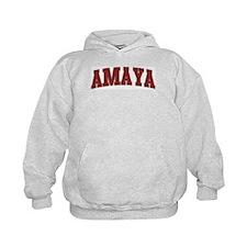 AMAYA Design Hoodie