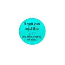 Optometrist Mini Button (10 pack)