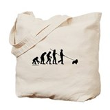 Sheltie Evolution Tote Bag