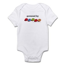 Powered By Candy Infant Bodysuit