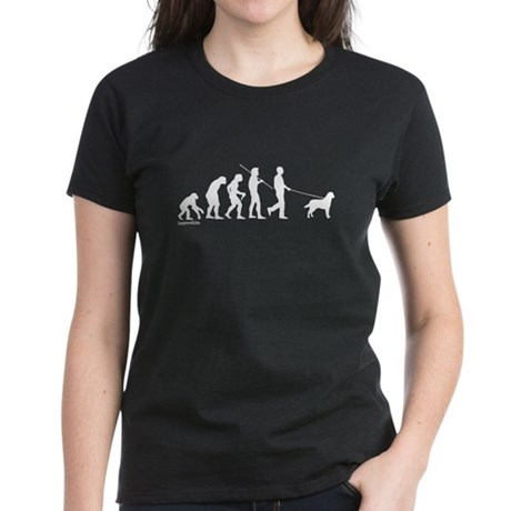 Lab Evolution Women's Dark T-Shirt