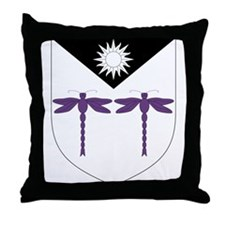 Rashida's Throw Pillow