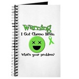 Warning Chemo Brain Journal
