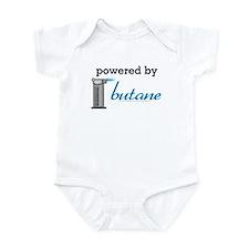 Powered By Butane Infant Bodysuit