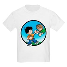 Football! - Kids T-Shirt 2 sided