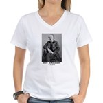 Kit Carson Women's V-Neck T-Shirt