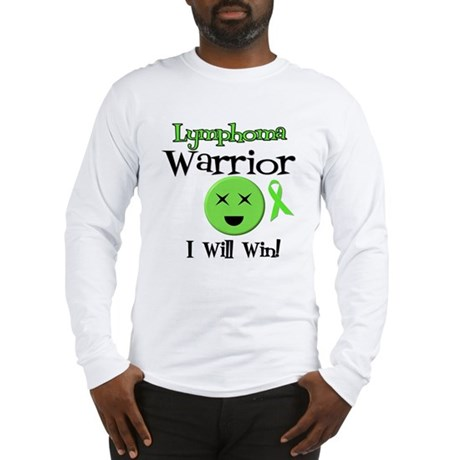 Lymphoma Warrior Long Sleeve T-Shirt