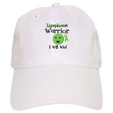 Lymphoma Warrior Baseball Cap