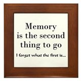 Memory Framed Tile