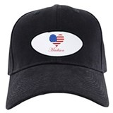 American Madison Baseball Hat