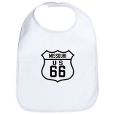 Route 66 Old Style - MO Bib